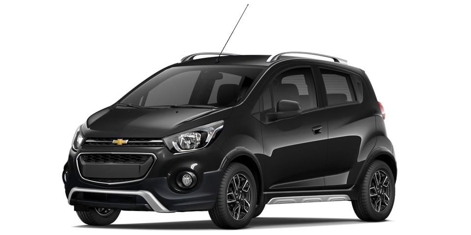 Chevrolet Beat Hatchback 2020 en color negro